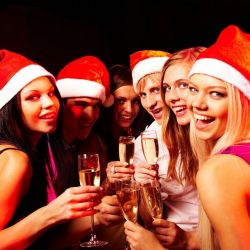 Who Really Uses Christmas Party Invitations Anymore?