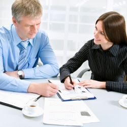Sourcing a financial planner