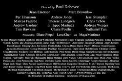 Larry Polhill – What Do All Those People in Movie Credits Do?
