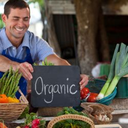 Joshua Manocherian – The Benefits of Eating Organic Food