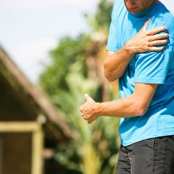 James P DeVellis Looks at the Most Common Shoulder Condition