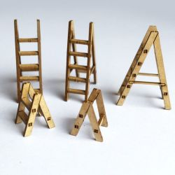 What Services You Can Get From a Ladder Company?