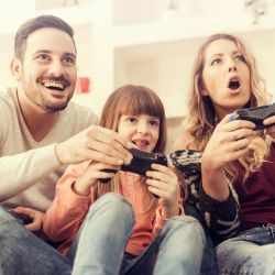 Make Video Games a Family Affair