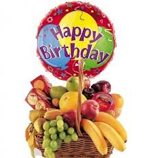 Birthday Fruit Baskets A Modern Gift For Your Dearest One