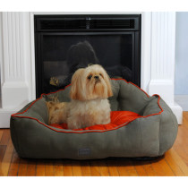 EZ-Living-Home-Courtier-Royal-Couch-Dog-Bed-P931-YC