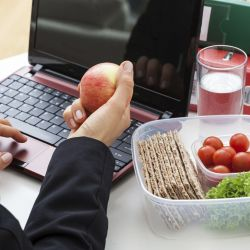 Best fruits to snack on at the office