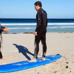 Mack Prioleau Provides Surfing Beginner Tips