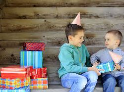 Giving a Birthday Gift that the Child Will Remember