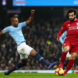 Manchester City v Liverpool Head to Head for the Premier League title